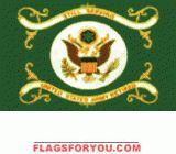 Army Retired Flag 3x5