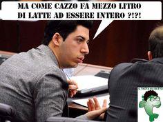 Renzo Bossi AKA Il Trota