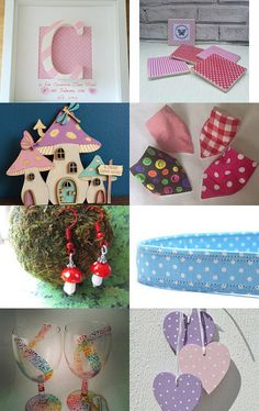 Spotty Dotty by Carly on Etsy--Pinned with TreasuryPin.com
