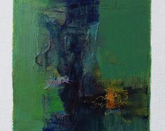 Aug. 07 2011 Original Abstract Oil Painting by hiroshimatsumoto