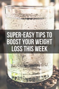 21 super-easy tweaks to boost your weight loss this week. Popculture.com #weightloss #loseweight #womenshealth #healthyliving #fastweightloss #diet