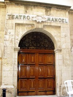 Malta's most famous theatre