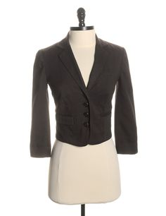 Silence & Noise by Urban Outfitters Brown Blazer - Size XS