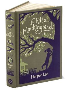 """To Kill a Mockingbird"" by Harper Lee.  Of course I have read this, anyone who went to high school in the U.S. has probably read this, but I'm eyeing the hardbound vintage-look edition."