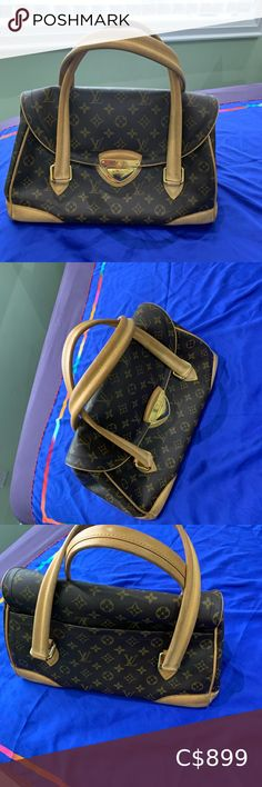 Authentic Louis Vuitton vintage bag Authentic Louis Vuitton vintage beverly GM shoulder bag there are signs of wear on the corners on leather trim. Louis Vuitton Bags Shoulder Bags Louis Vuitton Artsy, Vintage Louis Vuitton, Authentic Louis Vuitton, Louis Vuitton Messenger Bag, Messenger Bag Men, Micheal Kors Handbag, Handbags Michael Kors, Lv Pochette Metis, Louis Vuitton Neverfull Damier