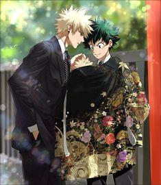 Funny Anime Pics, Cute Anime Guys, Cute Anime Couples, Anime Love, My Hero Academia Episodes, Hero Academia Characters, My Hero Academia Manga, Anime Characters, Mpreg Anime