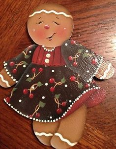 Ginger girl magnet LOOKING FOR THIS PATTERN PLEASE