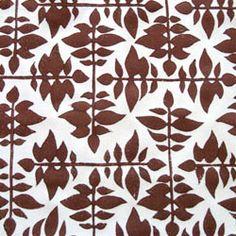 Home Sweet Block Print Fabrics.
