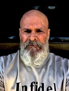 Lou Steel beard board
