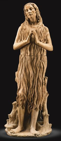 Italian, Florence, circa 1500 Maria Magdalena  Shoteby's                                                                                                               ...