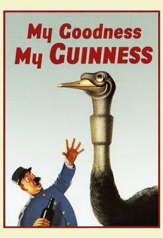 Vintage Guinness #ad