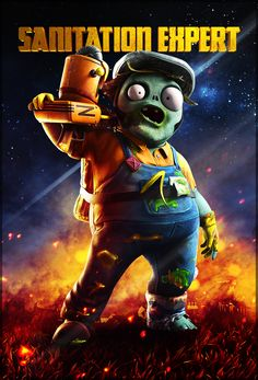 #PvZGW Do you love the smell of sewage in the morning?