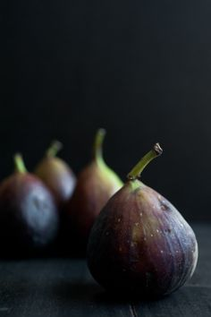 Fresh figs, especially black mission, are good in poly-phenolic flavonoid anti-oxidants such as carotenes, lutein, tannins, chlorogenic acid…etc. Read more: http://www.nutrition-and-you.com/fig-fruit.html