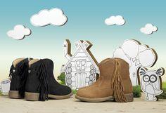 MAYORAL. Calzado/Shoes. Autumn - Winter 2016.