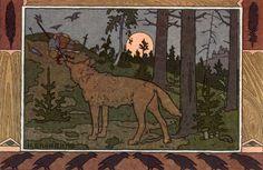 Ivan Bilibin - Illustration