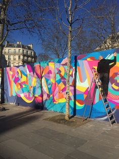 By @jodibona #jodibona #popgraffiti  #streetart #streetartist #urbanart…