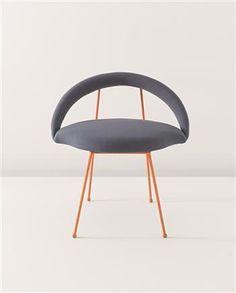 chair . Stuhl . chaise   Design: Jean Royère  