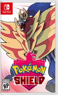 Pokémon Shield for Nintendo Switch - Nintendo Game Details Nintendo Switch Jogos, Nintendo Switch System, New Nintendo Switch Games, Pokemon Go, Pikachu, Pokemon Poster, Pokemon Fusion, Marvel Ultimate Alliance 3, Comics