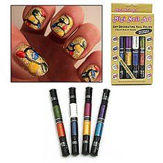 nail pens-my next splurge