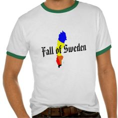 Fall of Sweden.