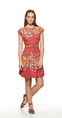 Só na Antix Store você encontra Vestido Floral II com exclusividade na internet