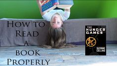 How to read a book properly