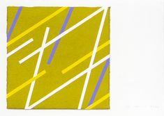 版画アマビエ特別頒布プロジェクト 2020  常田泰由 Yasuyoshi TOKIDA c.h.-01(cut in half)  油性木版 18×18cm ed 60 2020 Japan, Projects, Prints, Log Projects, Blue Prints, Japanese