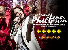 Biljetter till Lena Philipsson   Evenemang & datum   Ticketmaster.se