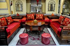 Les 56 meilleures images du tableau Salon marocain sur Pinterest ...