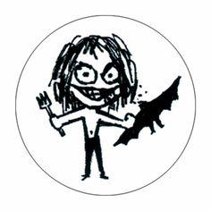 Ozzy eating bat