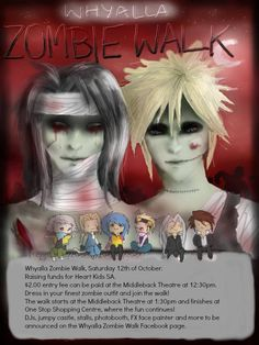 Whyalla Zombie Walk