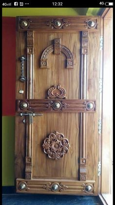 Wooden Main Door Design, Furniture, Home Decor, Decoration Home, Room Decor, Home Furnishings, Home Interior Design, Home Decoration, Interior Design
