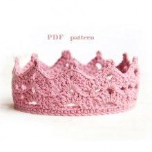 Crochet Crown Pattern