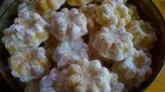 Moje tvořeníčko...: Křehké citrónové pracny