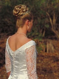 www.haarmonystudios.com  wedding princess hair