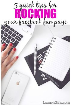 You don't have to post to your Facebook page 24/7! These quick tips will get your Facebook page headed in the right direction!