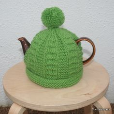 Free Pattern for the Green Mountain Tea Cozy