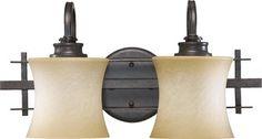 Quorum Lighting Prairie Transitional Wall Sconce X-44-2-3345 transitional-wall-sconces