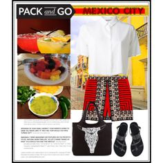 """Mexico"" by crblackflag on Polyvore"