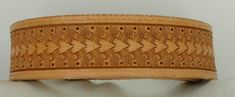Hand-tooled western leather belts - custom leather belts - Lone Tree Leather Works Bargain Shop