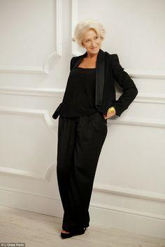 The beautiful Helen Mirren