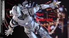 Hot Toys Iron Man Mk 2 Diecast 1/6 Scale MMS 431 D20 Limited Figure Revi... Marvel Tony Stark, Hot Toys Iron Man, Iron Man Armor, Downey Junior, Men Design, Male Figure, Robert Downey Jr, Godzilla, Diecast
