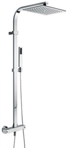 Tapwell takdusch LES 8300 160 c/c, krom Helsinki, Wardrobe Rack, Shower, Furniture, Home Decor, Design, Rain Shower Heads, Decoration Home, Room Decor