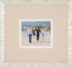 Framed Beach Vacation Pictures