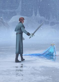 Be a pirate or die | Frozen | Hans and Elsa