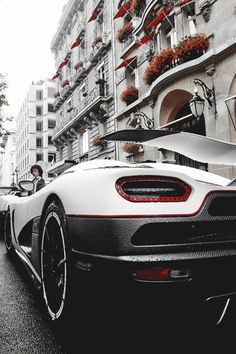 "italian-luxury: ""Koenigsegg Agera """