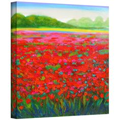 Dream Before Painting Print on Gallery-Wrapped Canvas
