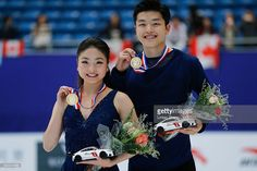 First place winner Maia Shibutani and Alex...
