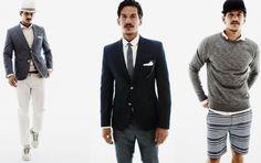Moda hombre primavera verano 2013 H&M