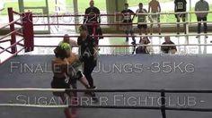 2015-09-26 DM-AFSO Tyler Felde Finale K1 Jungs -35Kg  - Sugambrer Fightclub